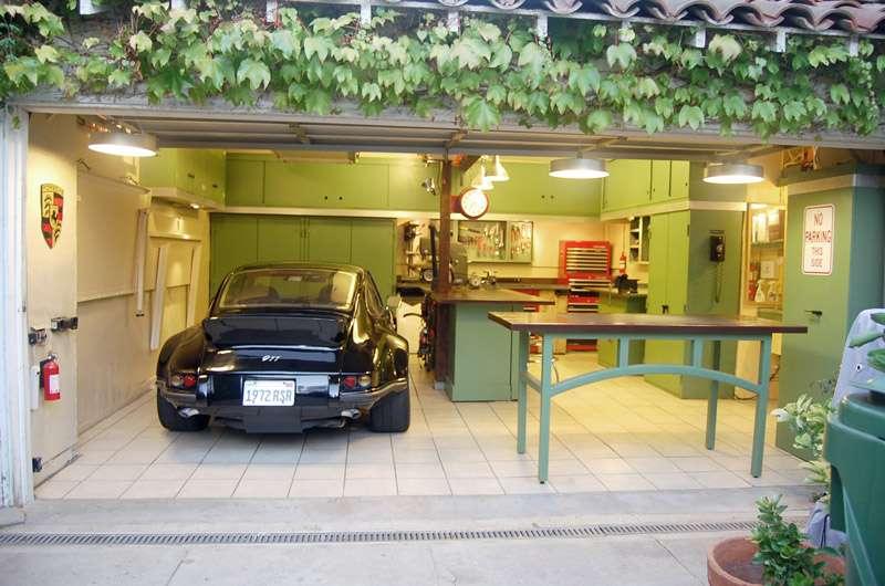 Ideas amp Design Garage Lighting Interior